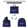 Gonex Weekender Bag Small Packable Travel Duffel Bag