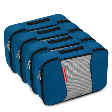 Gonex Breathable Packing Cubes for Travel 4Pcs Set