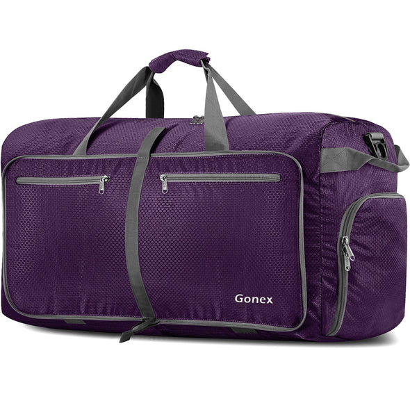 Gonex 150L Weekender Bag Extra Large Packable Duffle Bag for Travel