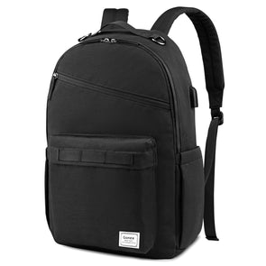 Gonex 14/15 Inch Laptop Backpack with USB Charging Port