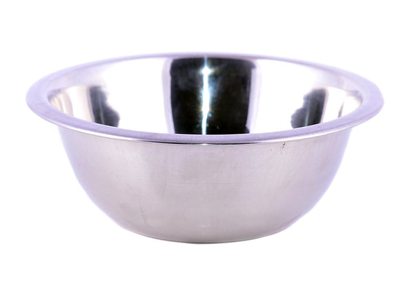Cuissentials Stainless Steel Set of 3 Kitchen Mixing Bowls