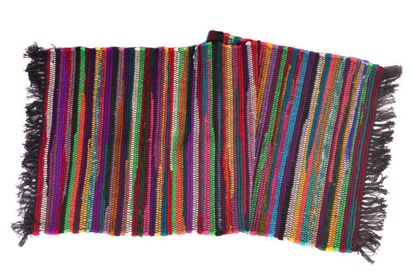 Area Rugs Handwoven Cotton Runner Multi Color Size 2 ft x 5 ft