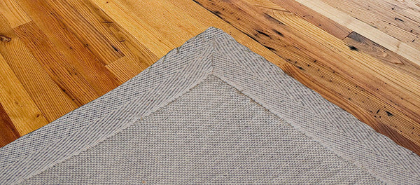 5x8 ft Shaggy Brown Polyester Area Rug