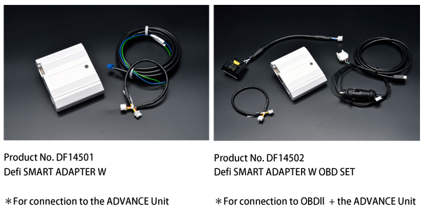 SMART ADAPTER W and OBD SET