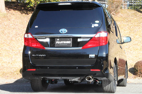 FUJITSUBO AUTHORIZE S Exhaust For ATH20W Alphard hybrid SR 360-28131