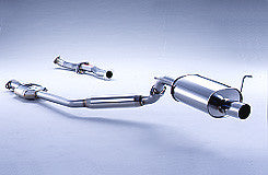 FUJITSUBO Legalis R  Exhaust For EP82 Starlet turbo 760-21032