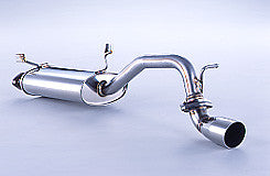 FUJITSUBO Legalis K  Exhaust For CV21S Wagon R turbo 4WD 450-80215