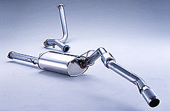 FUJITSUBO Legalis4 Exhaust For KZN130W Hilux Surf 3.0 DT AT 270-20923