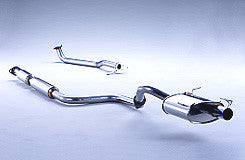 FUJITSUBO Legalis R  Exhaust For K11 March 1000 750-11041