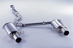 FUJITSUBO Legalis R typeEVOLUTION  Exhaust For BL5 Legacy B4 Blitzen 2005 Model 760-64068