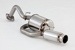FUJITSUBO AUTHORIZE RM Exhaust For NCP131 Vitz RS 1.5 2WD MT car 240-21131