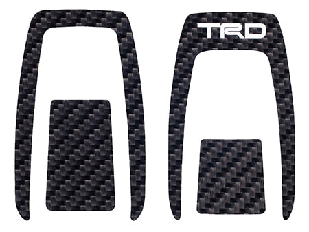 TRD CARBON SMART KEY GARNISH GOODS  08231-SP187