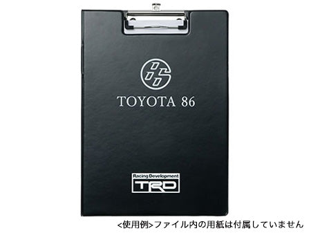 TRD TRD 86 DOCUMENT HOLDER GOODS  08798-SP024