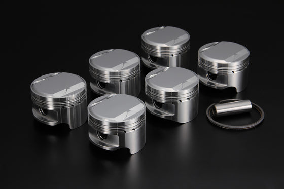 TOMEI FORGED PISTON KIT 87.0mm VLV RECSS 1pc  For NISSAN RB26 1121870114