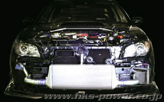 HKS Intercooler Kit For SUBARU IMPREZA GDB (13001-AF004)