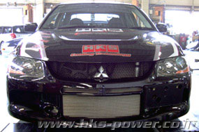 HKS Intercooler Kit For MITSUBISHI LANCER EVOLUTION CT9A (IX, IX MR) (13001-AM005)