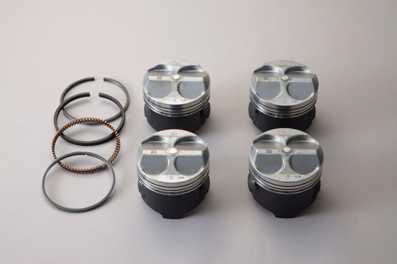 SPOON PISTON and RING SET