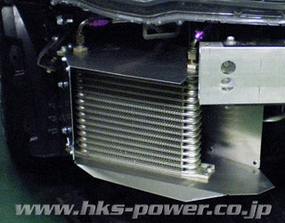 HKS Oil Cooler For MITSUBISHI LANCER EVOLUTION CZ4A(X) (15004-AM013)