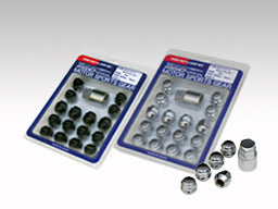 RAYS 19HEX Lock & Nut Set (RAYS mark)