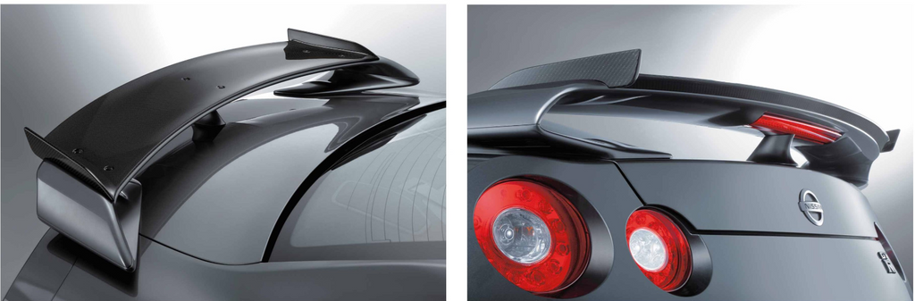 NISMO Add-on Rear Spoiler  For GT-R R35  98100-RSR50