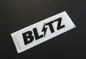 BLITZ Iron Cloth Patch  For   17925
