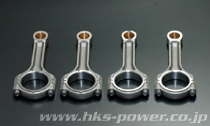 HKS Forged I-beam CONROD  For MITSUBISHI 4B11 23004-AM004
