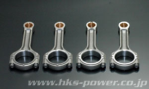 HKS I-beam CONROD Set  For MITSUBISHI 4B11  23004-AM004