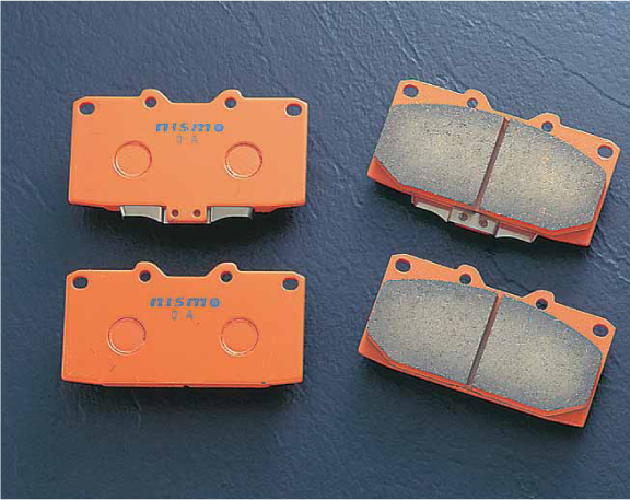 NISMO S-tune Front Brake Pad  For Cube Z11 GZ11  41060-RN22A