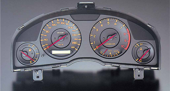 NISMO Combination Meter  For Skyline R34 RB25DET 24810-RNR40