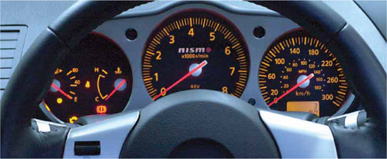 NISMO Combination Meter  For Fairlady Z(Z33)  24810-RNZ30