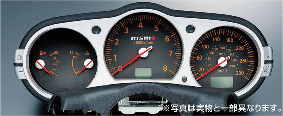 NISMO Combination Meter  For Fairlady Z(Z33)  24810-RNZ31