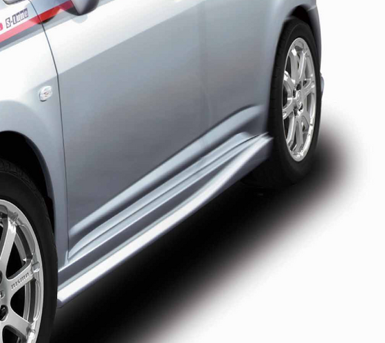 NISMO Side Sill Protector  For Tiida C11  76410-RNC10
