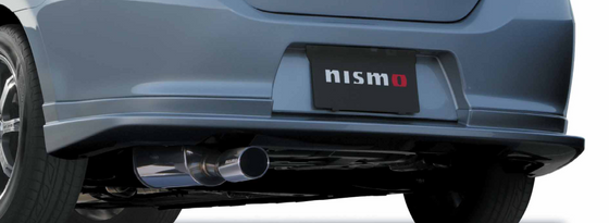 NISMO Rear Under Protector  For Tiida C11  85050-RNC10