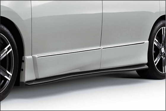 NISMO Unpainted Side Skirt Kit  For Elgrand E52  7685S-RN2E0