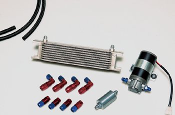 CUSCO Transmission Oil and Differential Oil Cooler Kit  For General purpose 00B 013 A