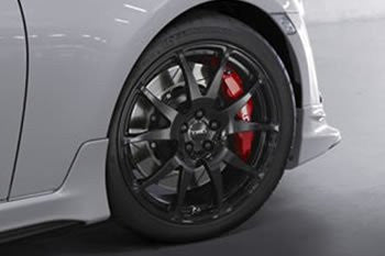 TRD 18 inch Aluminum Wheel 'SF2' (1 Piece) For 86 (ZN6)