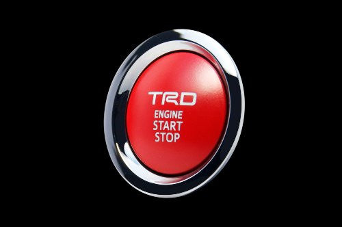 TRD Push Start Switch For 86 (ZN6)