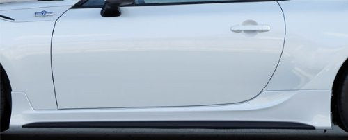 TRD Side Skirt Satin White Pearl (37J) For 86 (ZN6)