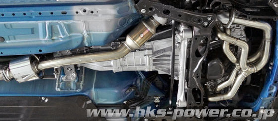 HKS SUPER MANIFOLD with CATALYZER R-SPEC  For TOYOTA 86 ZN6 FA20 33005-AT006