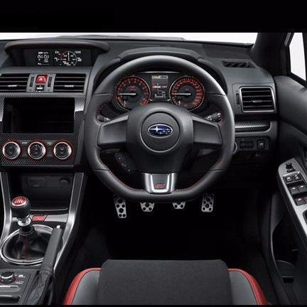 SUBARU GENUINE PARTS STEERING WHEEL For WRX STI VAB 34312VA021VH
