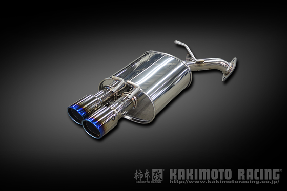 KAKIMOTO RACING EXHAUST CLASS KR FOR TOYOTA CAMRY WS AXVH70  T713162R