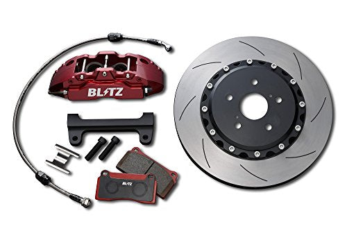 BLITZ Front  BIG CALIPER KIT II  For TOYOTA VOXY ZWR80G ZWR80W 2ZR-FXE 86103