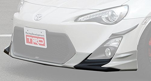 TRD Front Spoiler Lightning Red (C7P) For 86 (ZN6)