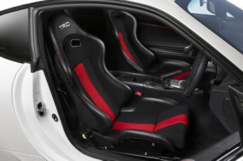 TRD Semi Bucket Seat (1 Each) For 86 (ZN6)