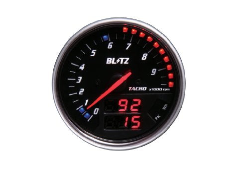 BLITZ FLD METER TACHO  For RENAULT LUTECIA RENAULT SPORT ABA-RM5M M5M 15202
