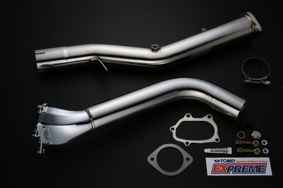 TOMEI EXPREME STRAIGHT DOWN PIPE  For WRX STI 08-14 USDM EJ 431106