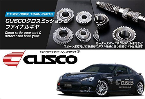 CUSCO Cross Mission  For TOYOTA 86 ZN6 965 028 A