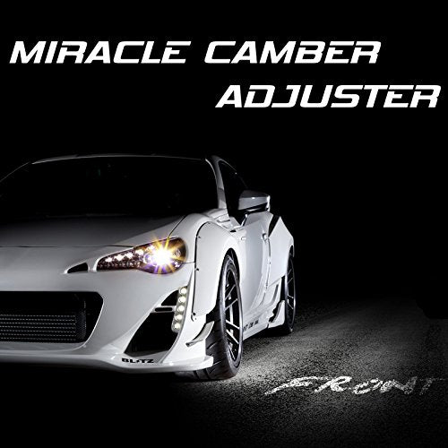 BLITZ MIRACLE  CAMBER  ADJUSTER Front  For TOYOTA PRIUS  PHV ZVW52 2ZR-FXE 92007