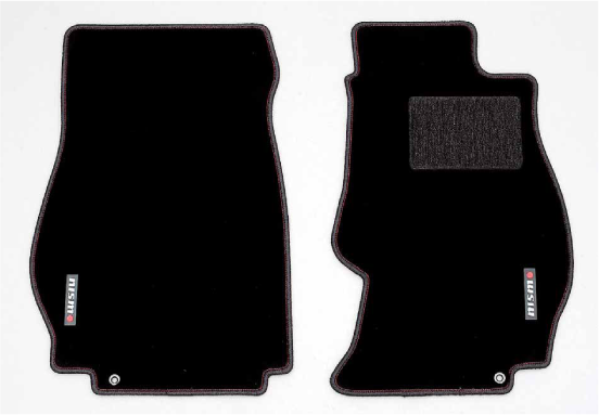 NISMO Floor Mats  For Fairlady Z Z33  74902-RNZ30