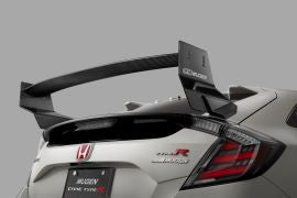 MUGEN CFRP REAR WING  For HONDA CIVIC TYPE R FK8 84112-XNCF-K1S0